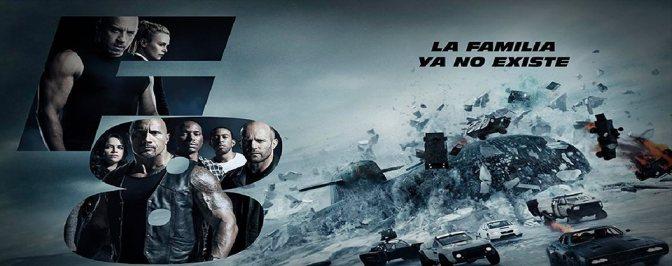 Fast and Furious 8 – La franquicia se queda sin gasolina