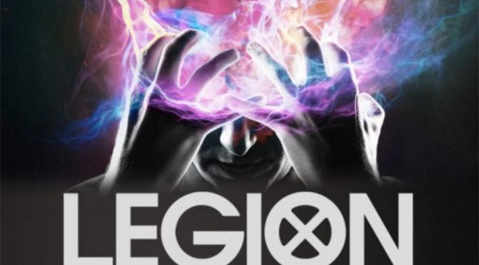 Legion T.1 En la mente del mutante
