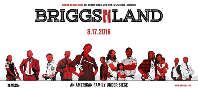 Briggs Land, la nueva saga mafiosa no está en la HBO