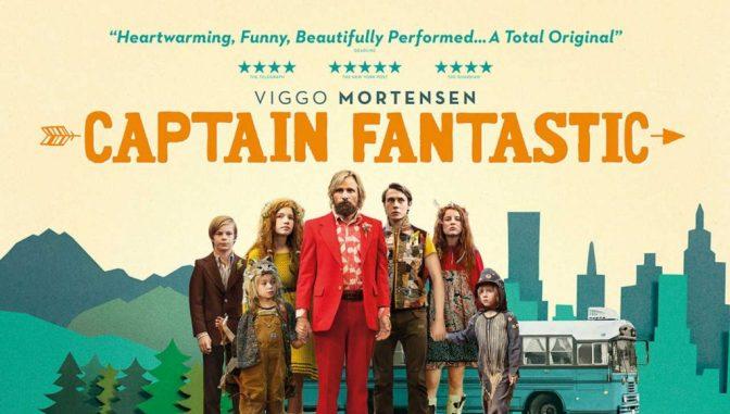 Crítica de Captain Fantastic
