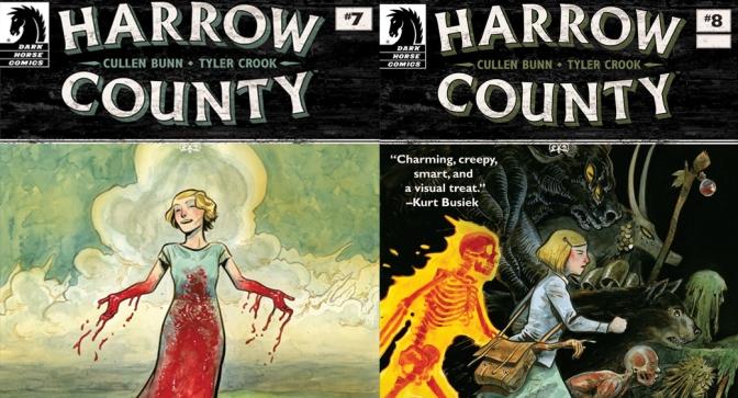 Harrow County Vol. 2 Doble Narración