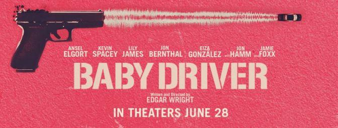 Crítica de Baby Driver, de Edgar Wright