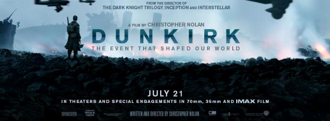 Crítica de Dunkerque, de Christopher Nolan