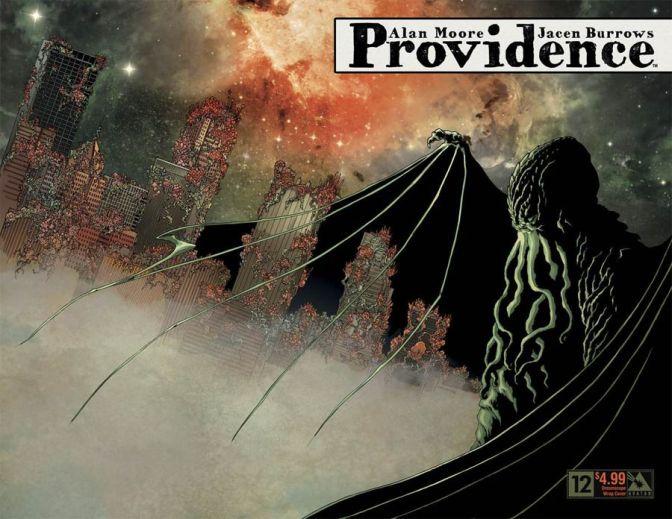 Providence, de Alan Moore y Jacen Burrows