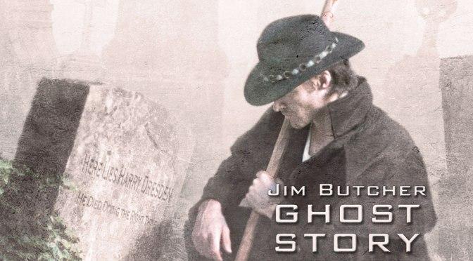 Ghost Story – una historia de la crónicas de Dresden, de Jim Butcher.