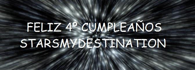 Feliz 4º Cumpleaños, Starsmydestination