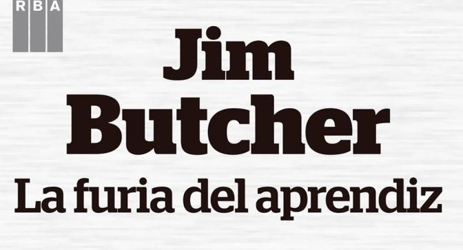 La furia del aprendiz de Jim Butcher (Codex Alera 2)