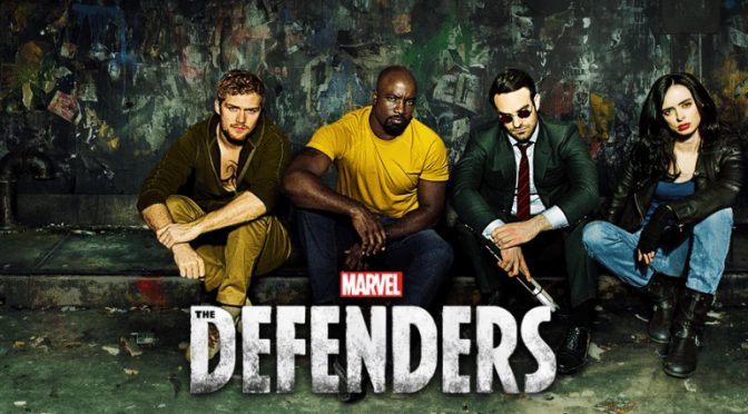 The Defenders de Marvel-Netflix, el clavo en el ataúd