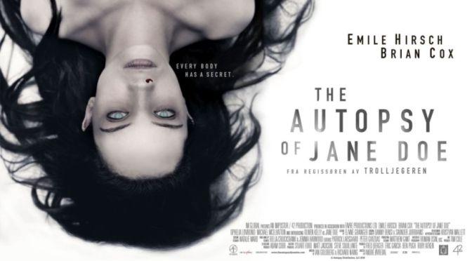 Cine de Verano: La autopsia de Jane Doe, de André Øvredal