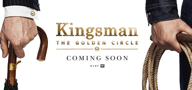 Crítica de Kingsman: El círculo dorado de Matthew Vaughn