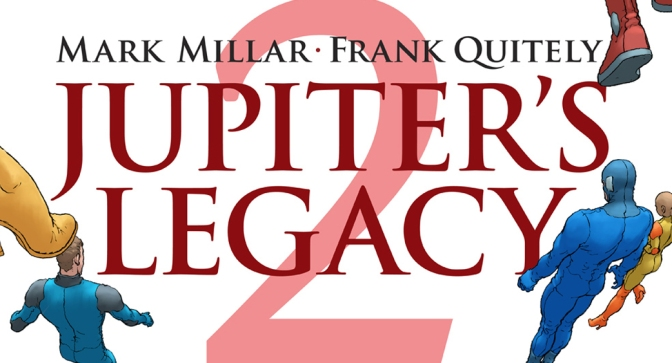 Jupiter´s Legacy Vol. 2 de Mark Millar y Frank Quitely