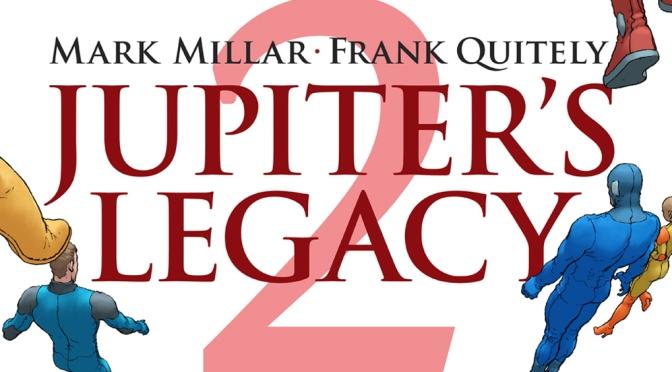 Jupiter´s Legacy Vol. 2 de Mark Millar y Frank Quitely