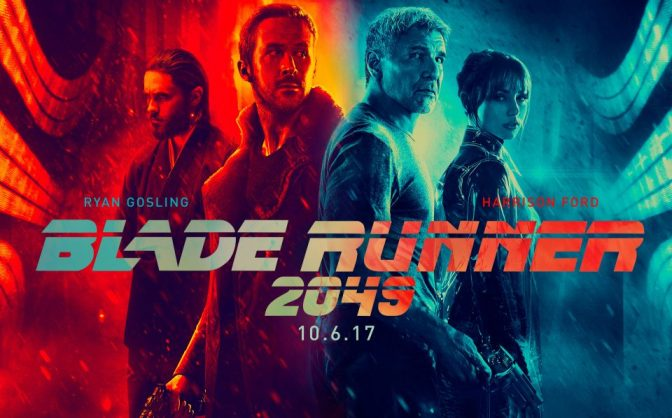 Crítica de Blade Runner 2049, de Denis Villeneuve