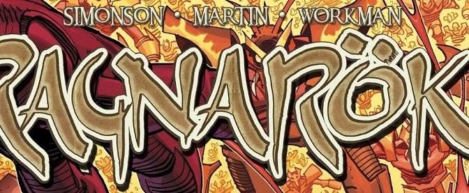 Ragnarök Volumen 2 de Walter Simonson