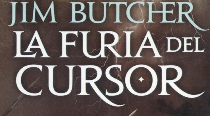 La Furia del Cursor, de Jim Butcher (Codex Alera III)