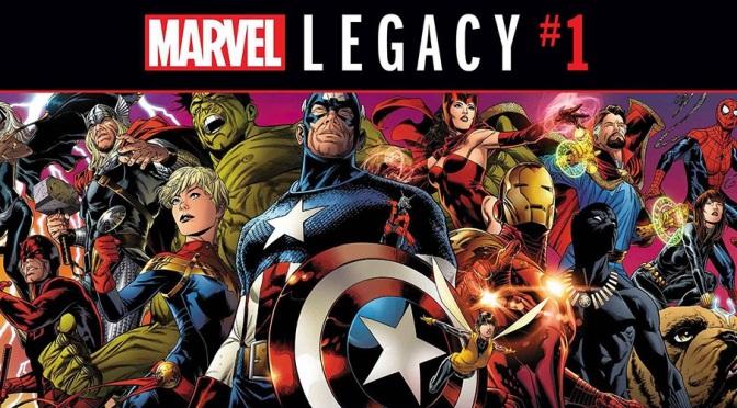 Marvel Legacy, ¿la vuelta a los orígenes?