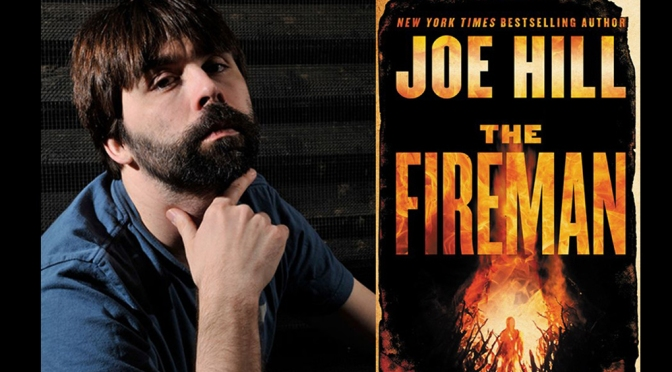 Crítica de Fuego, de Joe Hill