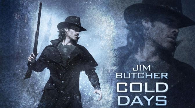 Cold Days de Jim Butcher – Las crónicas de Dresden 14