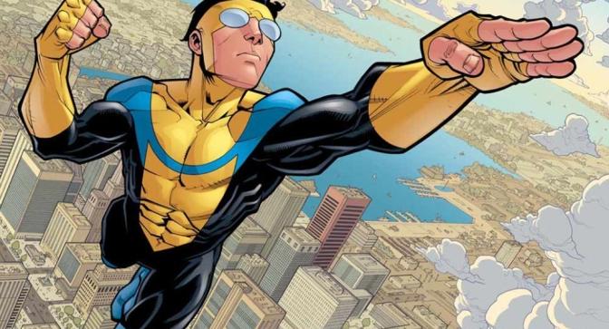 Adios a Invincible, el mejor comic de super-héroes de la Galaxia