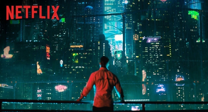 Crítica de Altered Carbon temporada 1, de Netflix.
