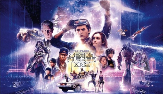 Ready Player One, de Steven Spielberg