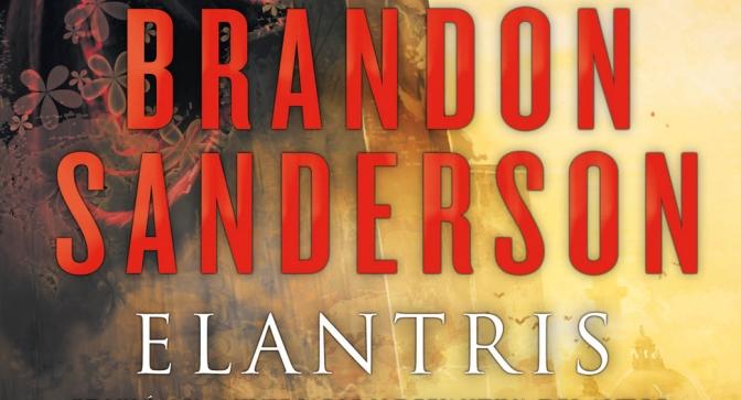 Elantris, de Brandon Sanderson