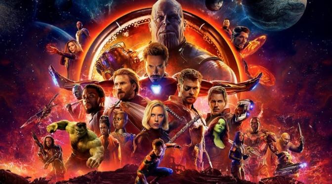 Día de estreno: Vengadores – Infinity War