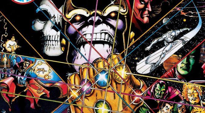 Thanos Quest y The Infinity Gaunlet, el origen de Vengadores: Infinity War