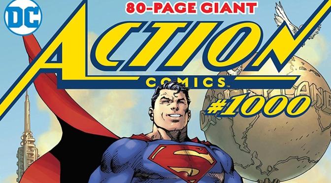 Action Comics 1000 – Feliz 80 cumpleaños, Superman