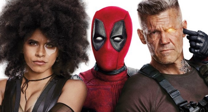 Crítica de Deadpool 2, de David Leitch