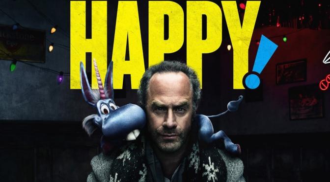 Crítica de Happy! de Netflix