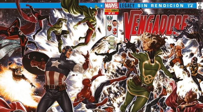 Vengadores: Sin rendición de Marvel, el comic perfecto tras Infinity War