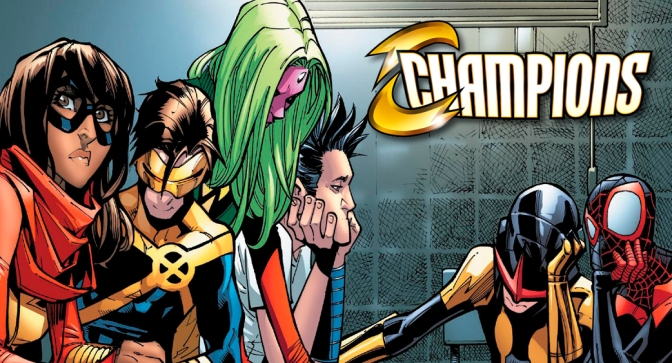 El adiós de Mark Waid y Humberto Ramos a los Campeones de Marvel