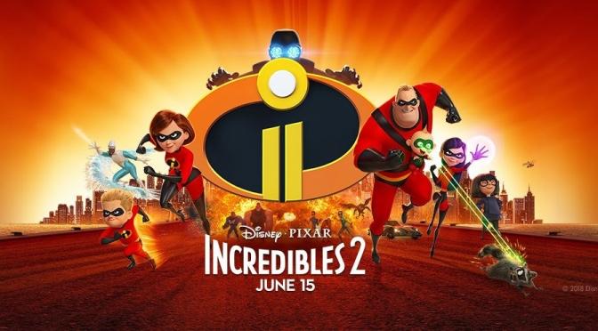 Crítica de Los Increíbles 2, de Brad Bird