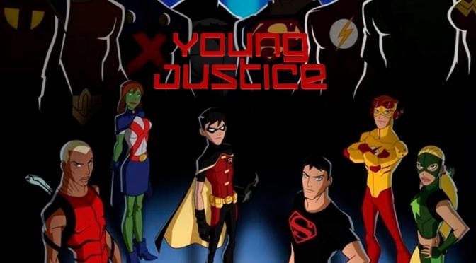 Young Justice Temporada 1 de Netflix, demostrando lo que molan los superhéroes de DC