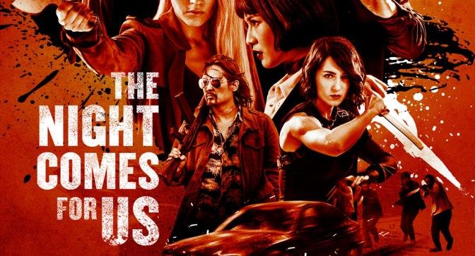 Critica de The Night Comes For Us, de Netflix