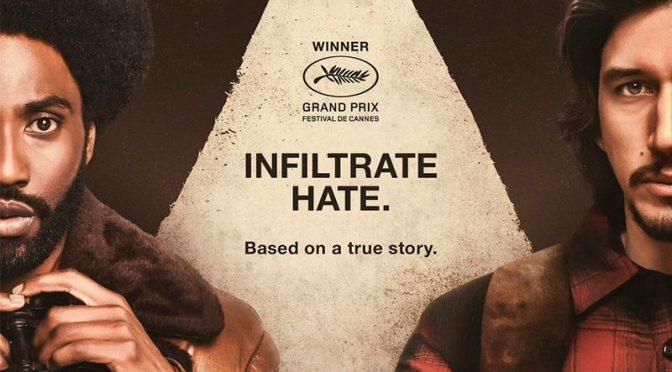 Crítica de Infiltrados en el KKKlan, de Spike Lee