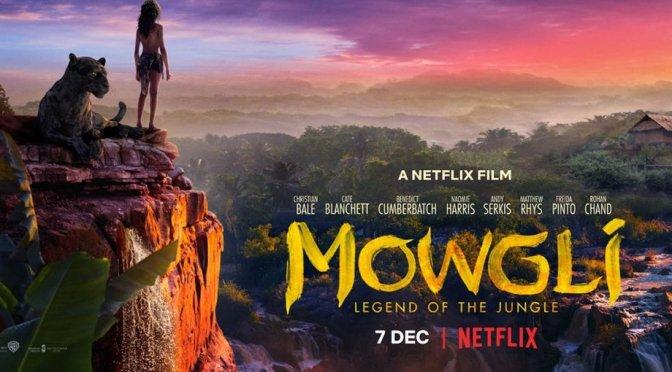 Crítica de Mowgli, la leyenda de la selva de Andy Serkis (Netflix)