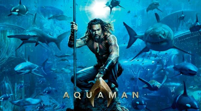 Crítica de Aquaman de James Wan, en 4DX