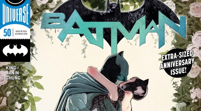Batman 23-27 de Tom King: La boda y más allá