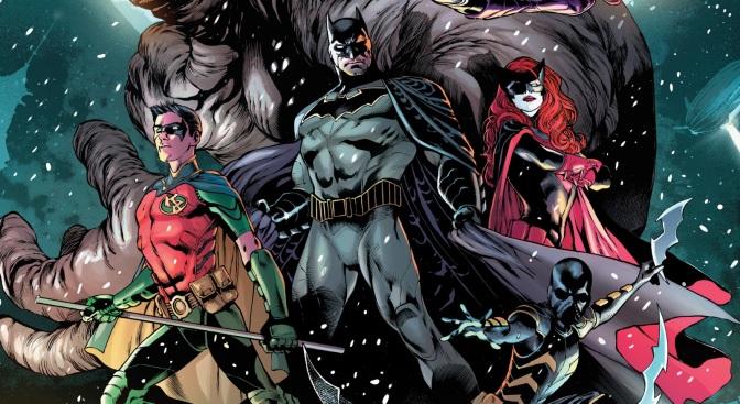 Detective Comics 1-4 de James Tynion IV (Rebirth 934-949)