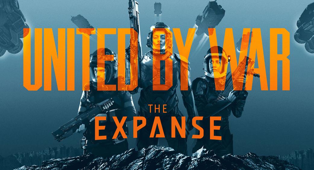 The Expanse Staffel 3 Amazon Prime