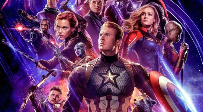 Trailer final de Vengadores Endgame