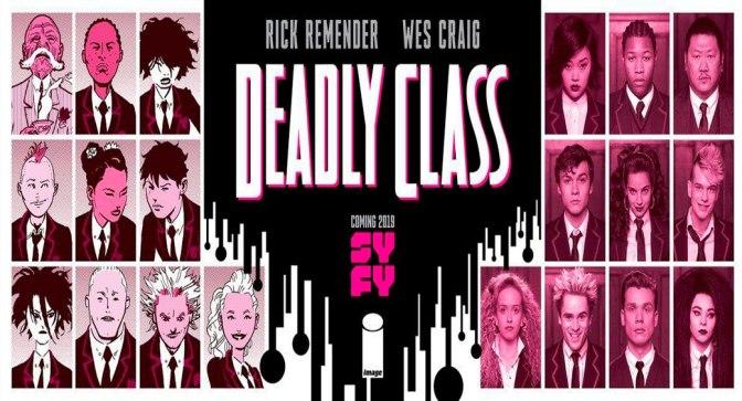Crítica de Deadly Class temporada 1 (HBO)