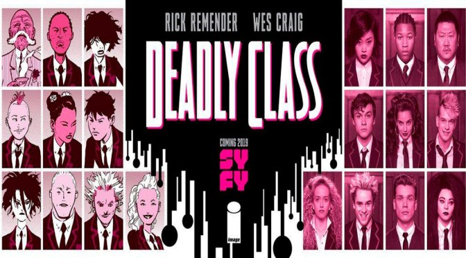 Crítica de Deadly Class temporada 1 (HBO)