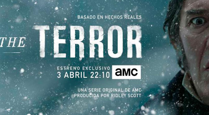 Critica de The Terror temporada 1 Amazon Prime