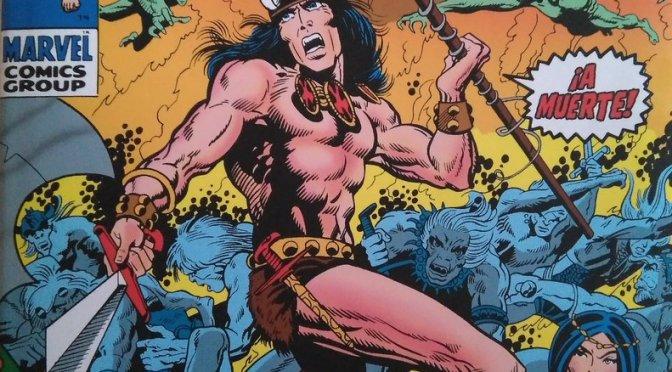 Conan el Bárbaro Omnibus 1 – La etapa Marvel original (1ª parte)