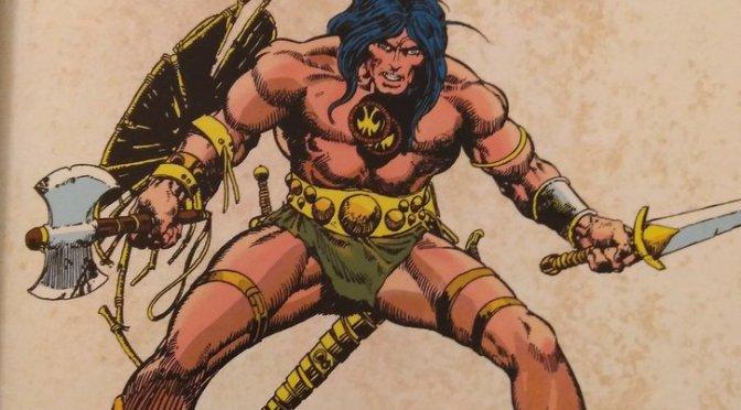 Conan el Bárbaro Omnibus 1 – La etapa Marvel original (2ª parte)