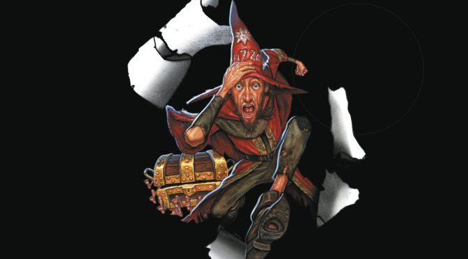 Crítica de El color de la magia de Terry Pratchett