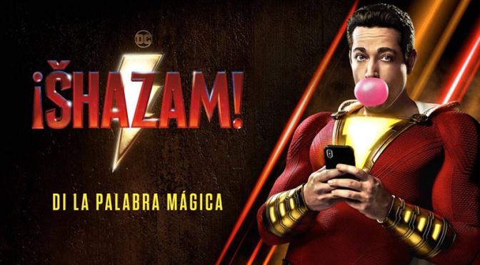 Crítica de ¡Shazam! de David F. Sandberg